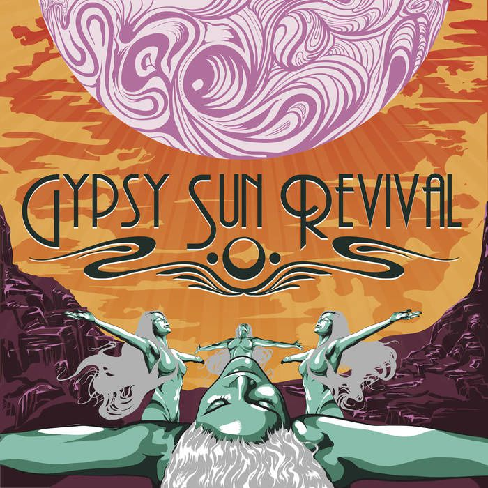 GYPSY SUN REVIVAL - Gypsy Sun Revival (2016)