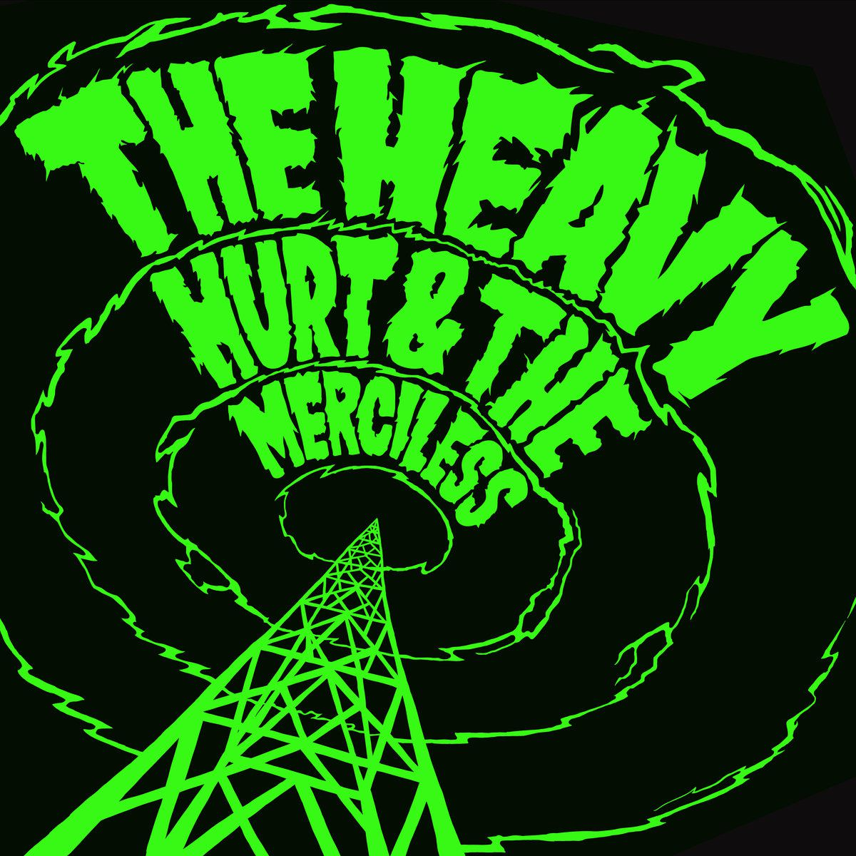 THE HEAVY - Hurt and the Merciless (2016)