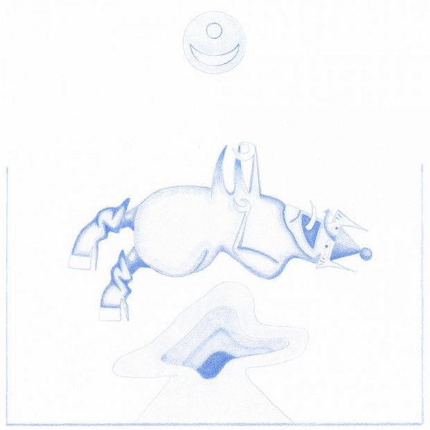 DEVENDRA BANHART - Ape in Pink Marble (2016)
