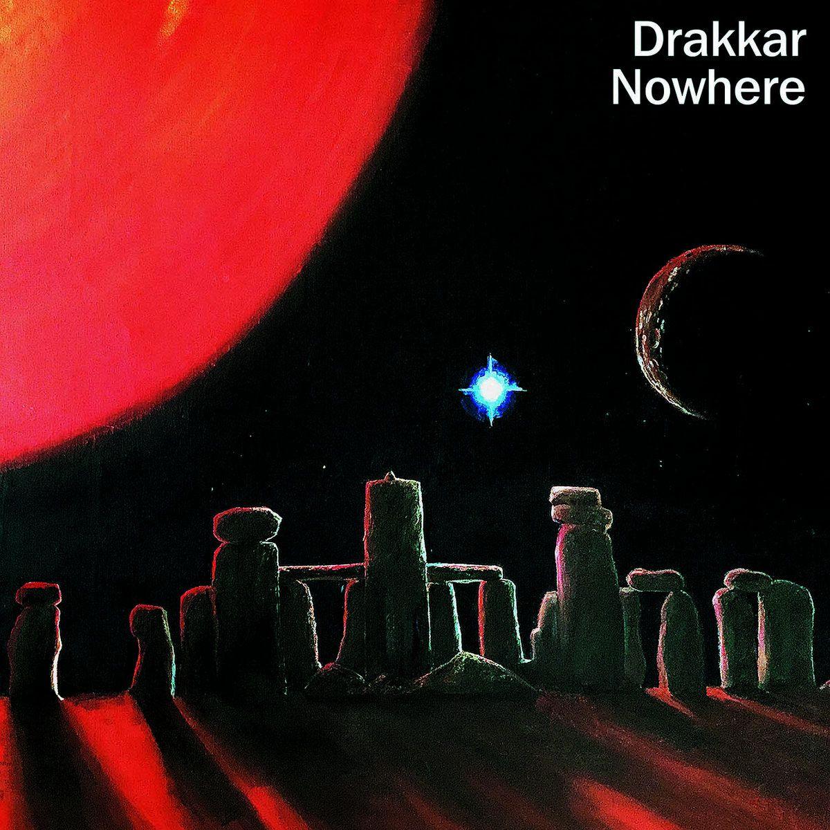 DRAKKAR NOWHERE - Drakkar Nowhere (2016)