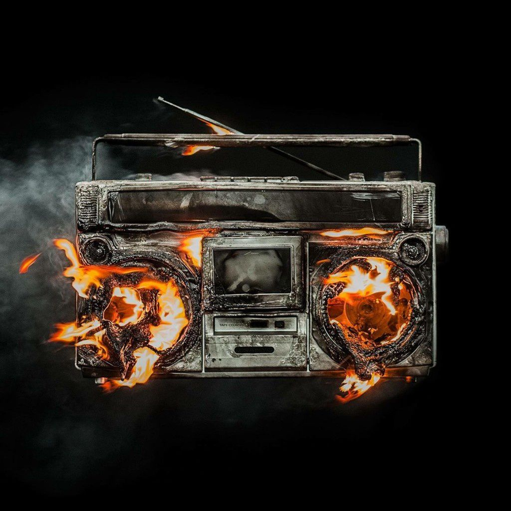 GREEN DAY - Revolution Radio (2016)