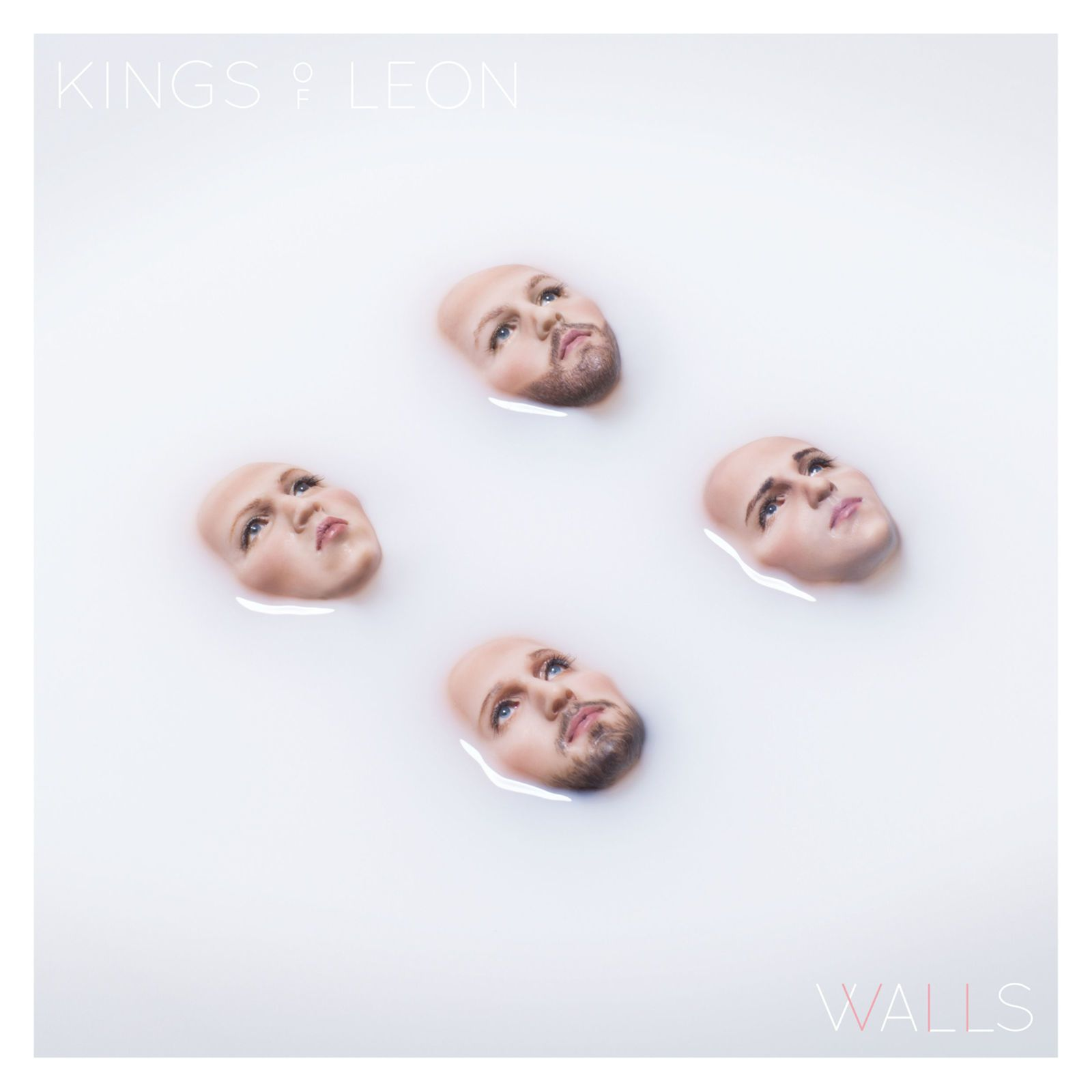 KINGS OF LEON - Walls (2016)