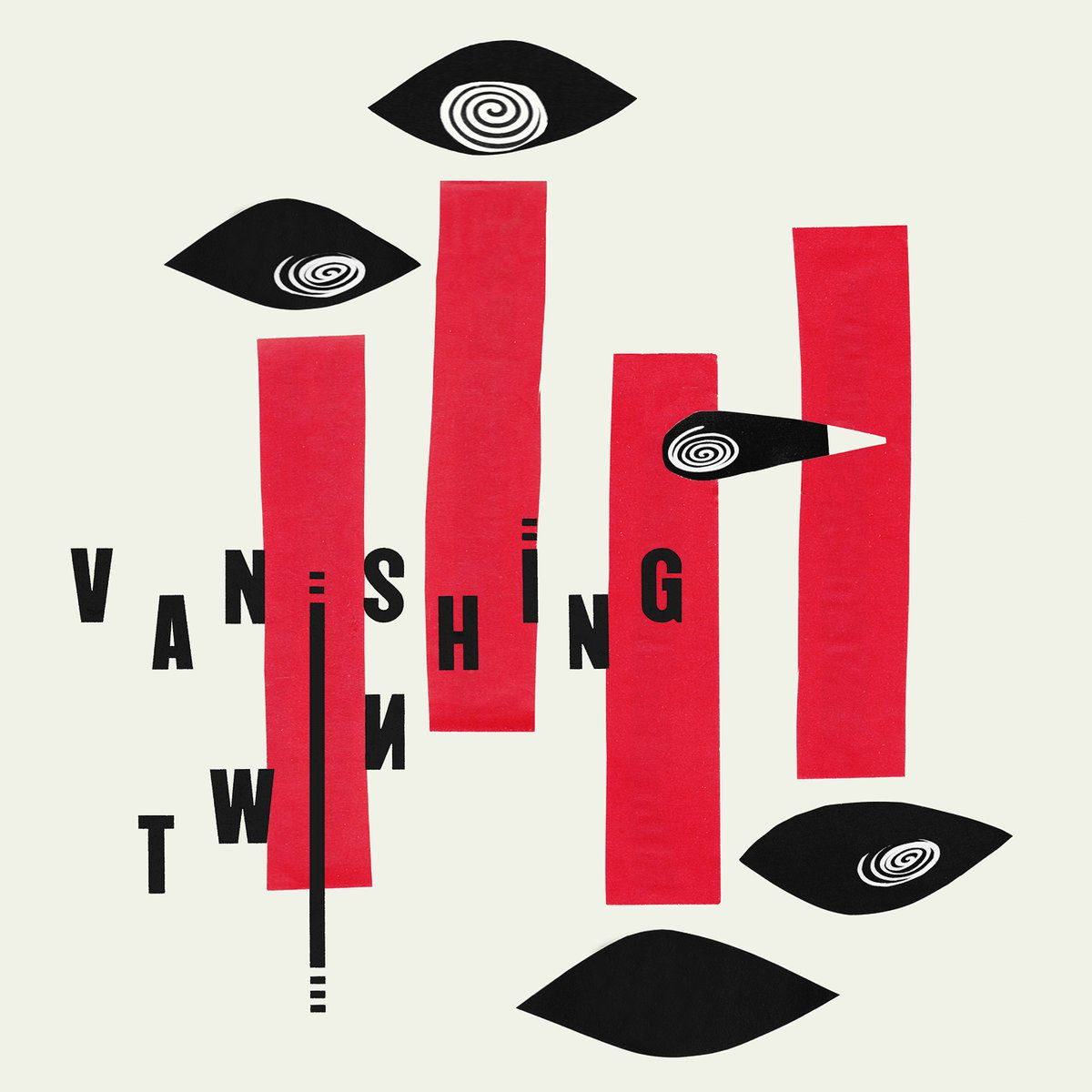 VANISHING TWIN - Choose Your Own Adventure (2016)