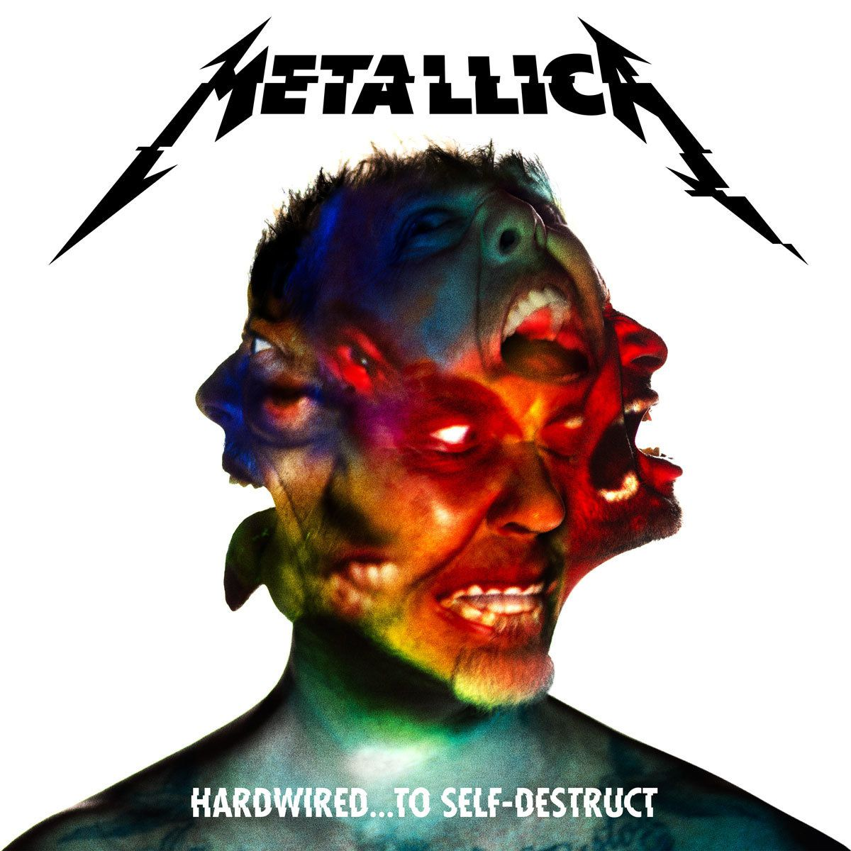 METALLICA - Hardwired... To Self-Destruct (2016)