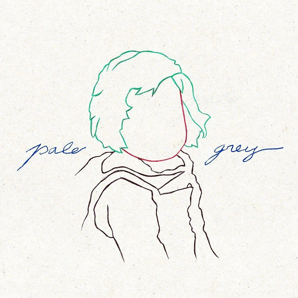 PALE GREY - Ghosts (EP 2017)