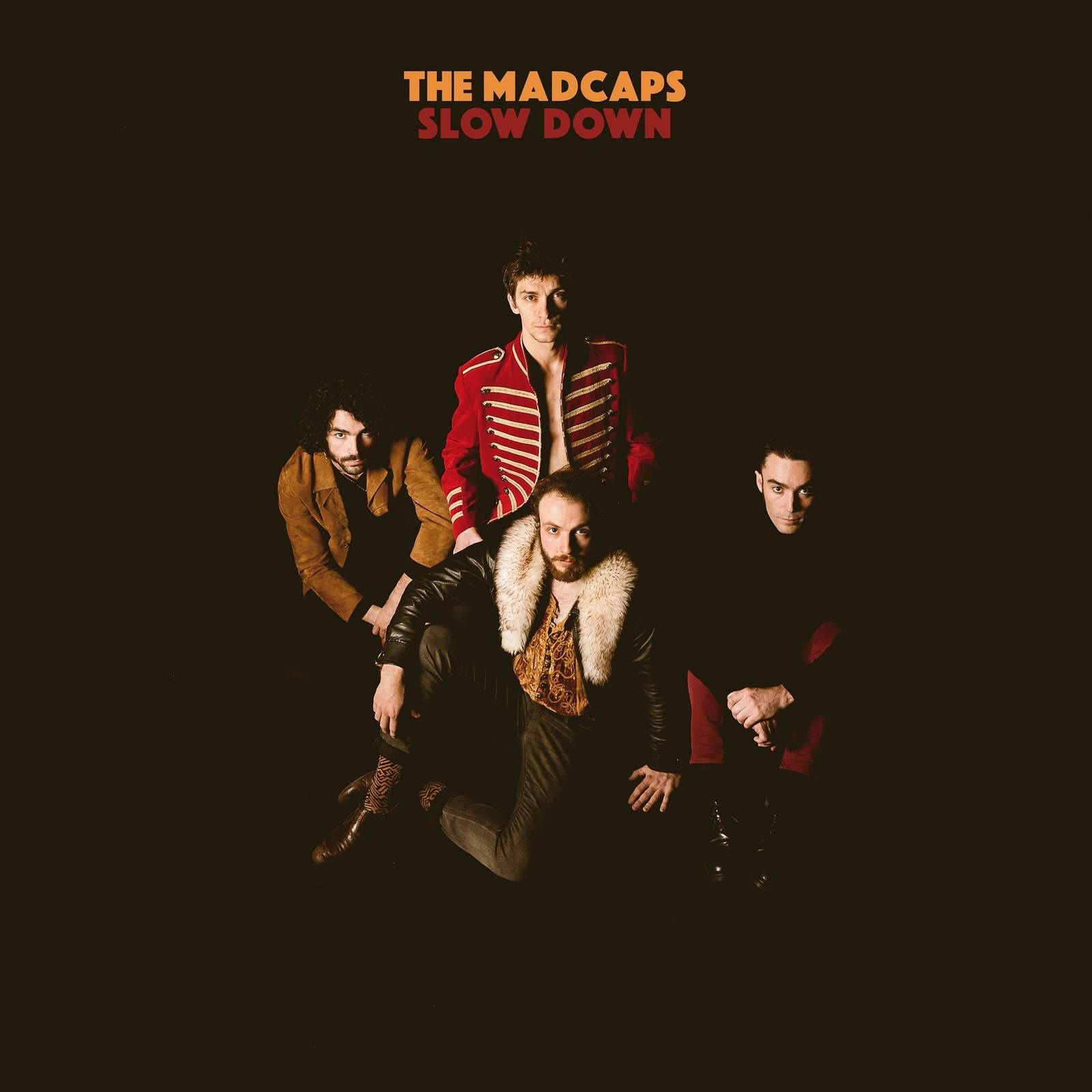 THE MADCAPS - Slow Down (2017)