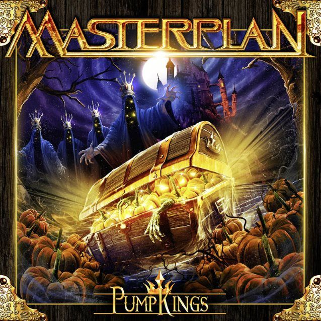 MasterPlan - Pumpkings (2017)