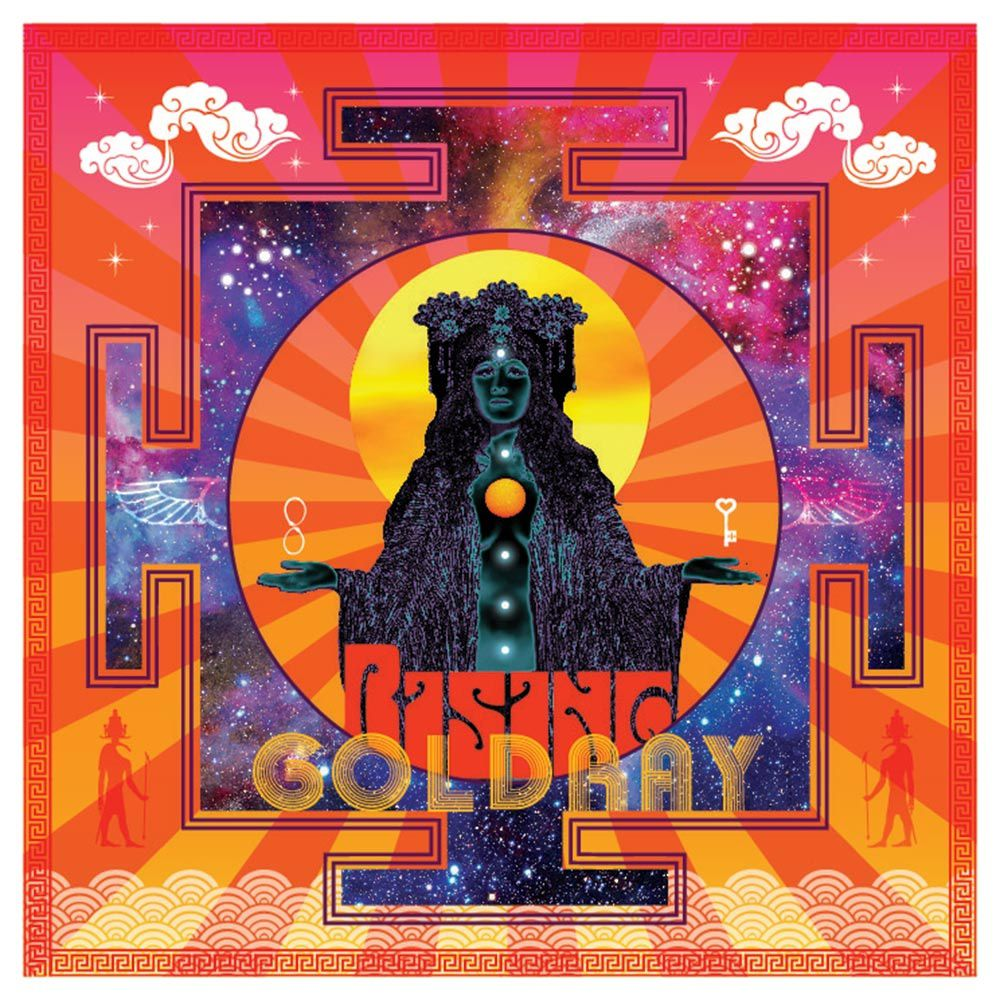 GOLDRAY - Rising (2017)