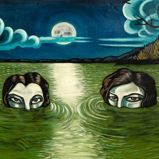 DRIVE-BY TRUCKERS - English oceans (2013)