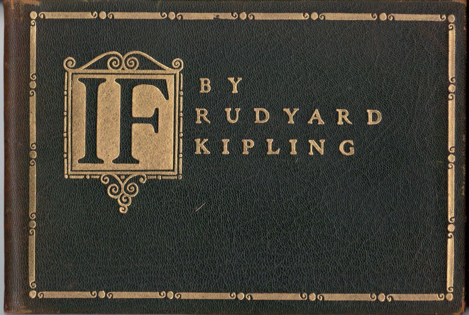 If... by Rudyard Kipling