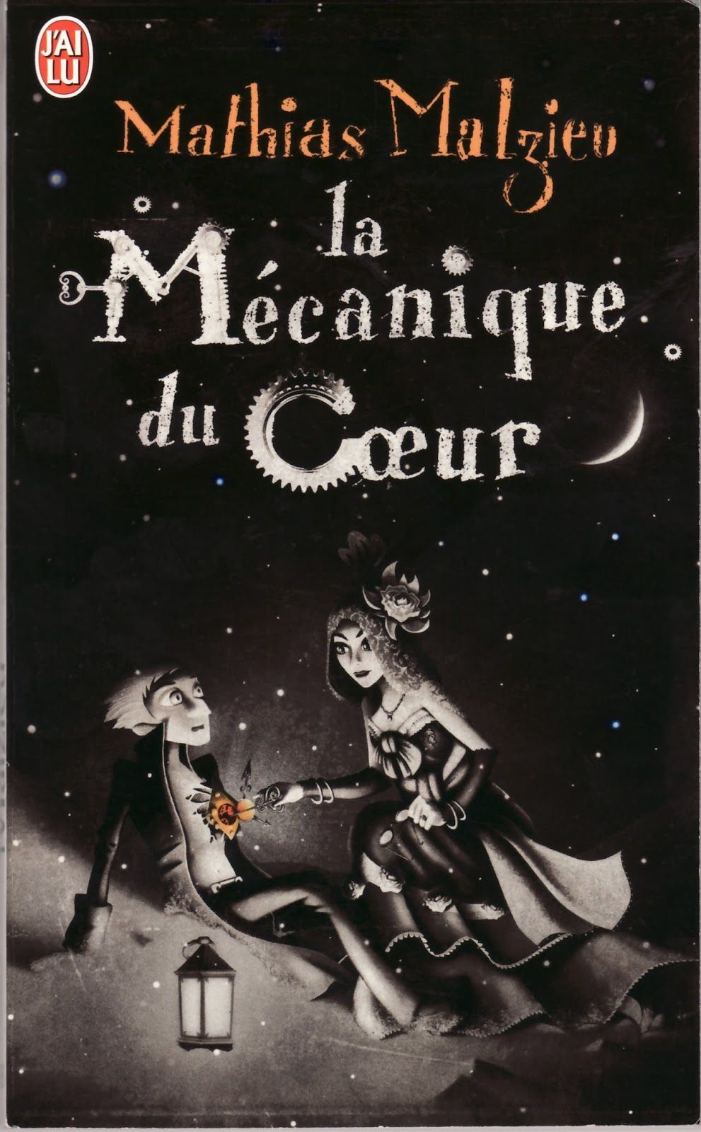 Citation de La Mécanique du Cœur, de Mathias Malzieu