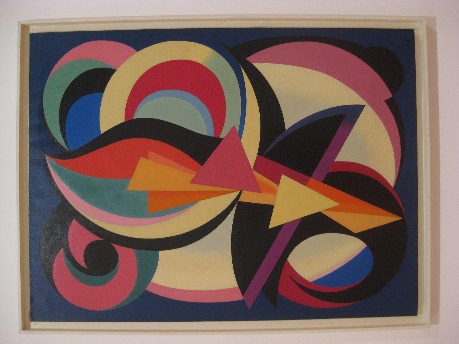 Citation sur l'art abstrait de Romain Gary