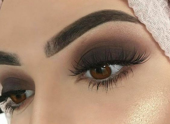 ♢♢ مكياج العيد / Makeup inspiration for Eid 2017 ♢♢