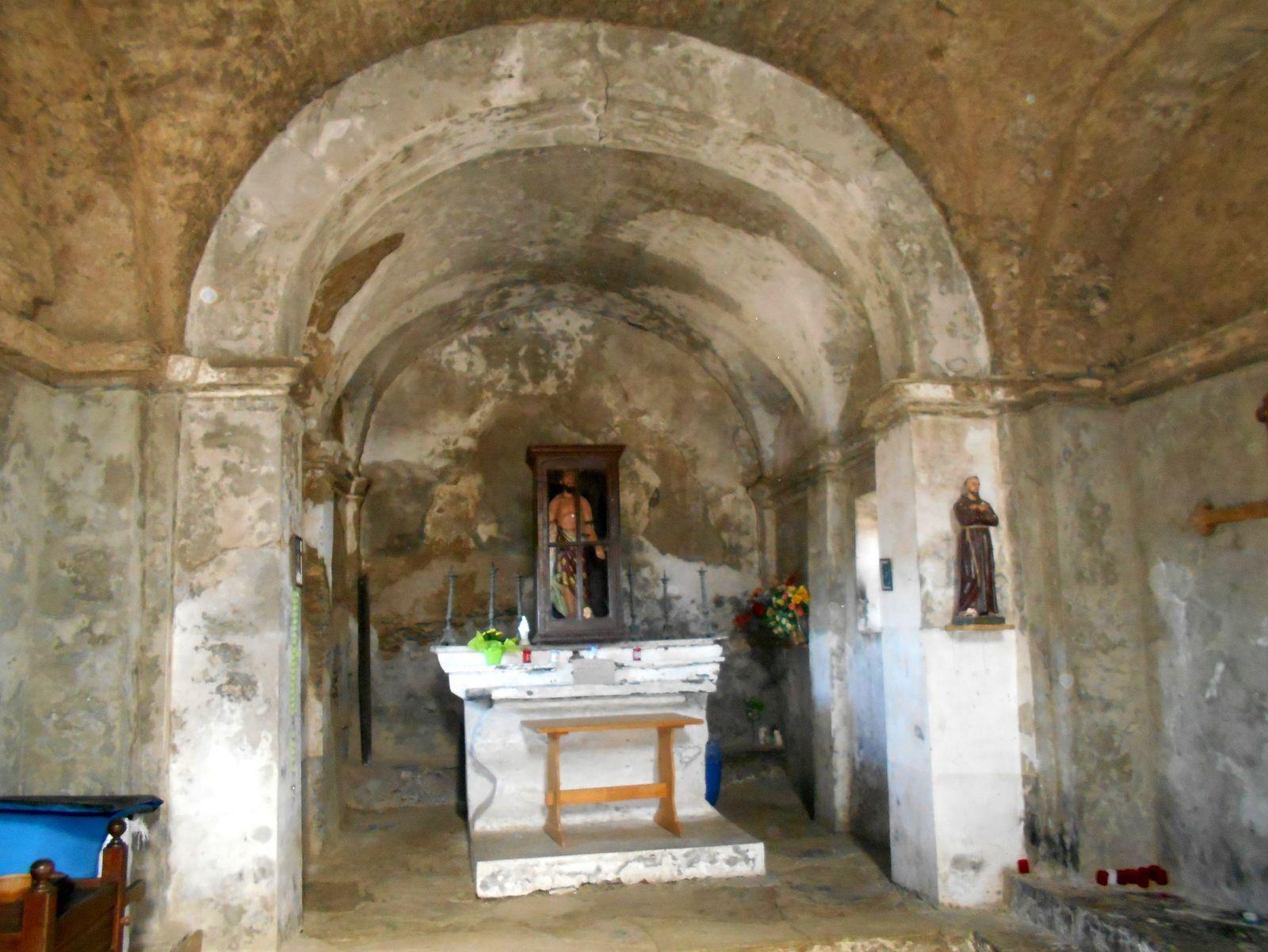 Randonnée du 03 septembre 2017 : Piazzole - Chapelle San Bertolomeo - Pietra Giusta - Alzi