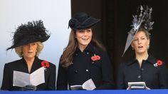 Les dames arrivées dans la famille royale par mariage.