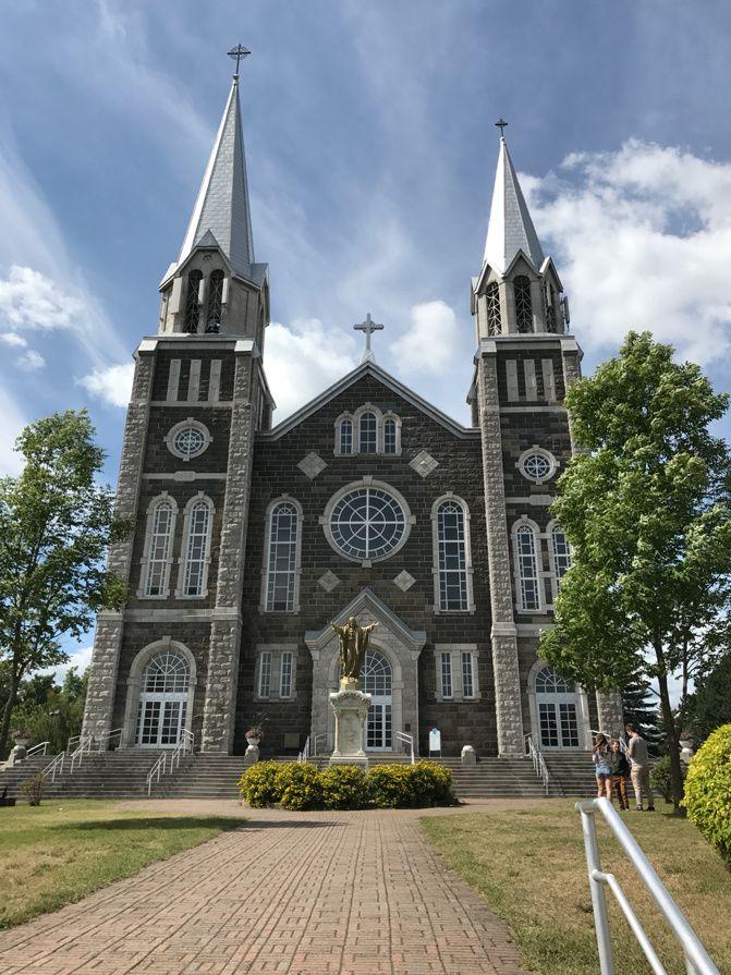 Canada : Jour J+10 - Saint Joseph de la Rive - Quebec