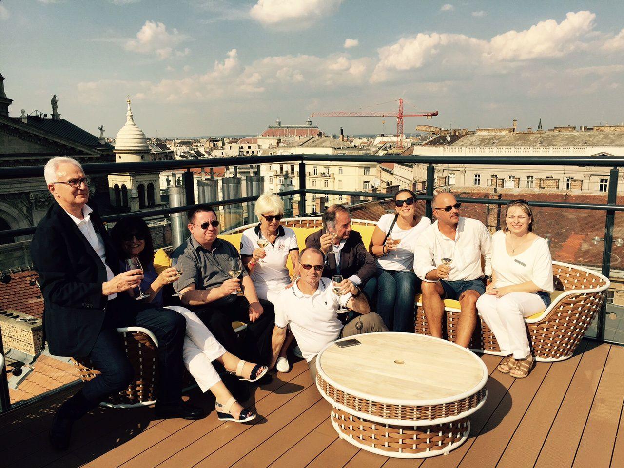 Les voyages en Europe de JJP Event ! Le Luxe à la Française exportée !