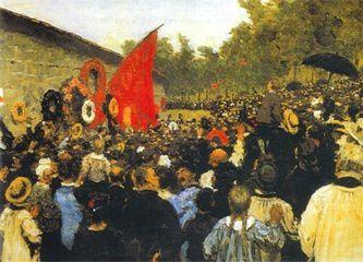 Samedi 24 mai, montée au Mur des fédérés. Paris 14h 30