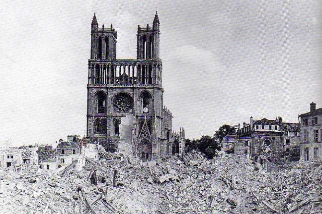 Le débarquement du 6 juin 1944 en Normandie et le Mantois