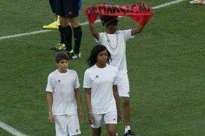 Censure à la Coupe du monde de foot