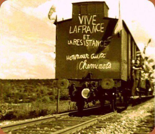 Honneur aux travailleurs du rail