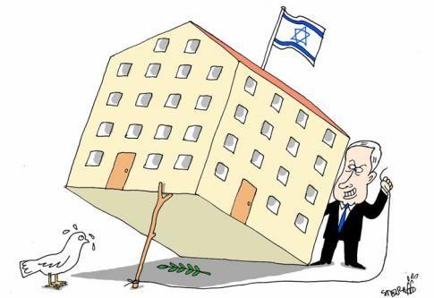 "7 000 ""Justes"" israéliens à Tel Aviv ce samedi"