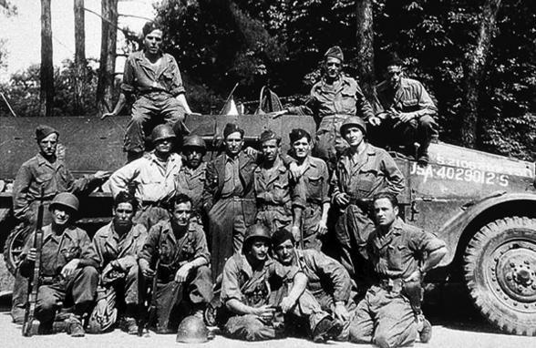 En plein mois d'août 1944, le peuple de Paris se soulevait et se libérait