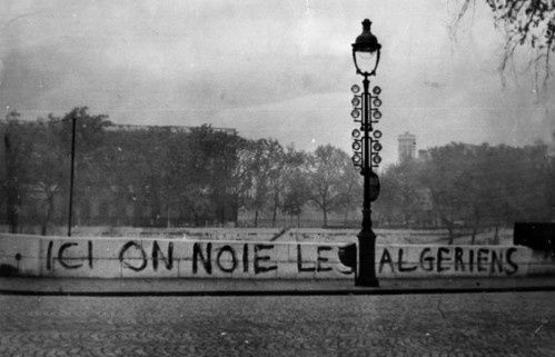 17 octobre 1961: La France massacre des Algériens à Paris