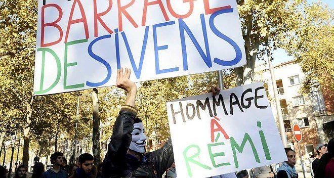 Mort de Rémi Fraisse à Sivens: les autorités savaient