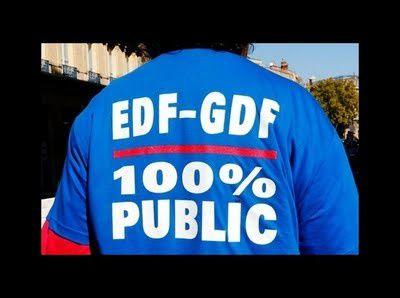 EDF-GDF: le bilan désastreux de 10 ans de privatisation