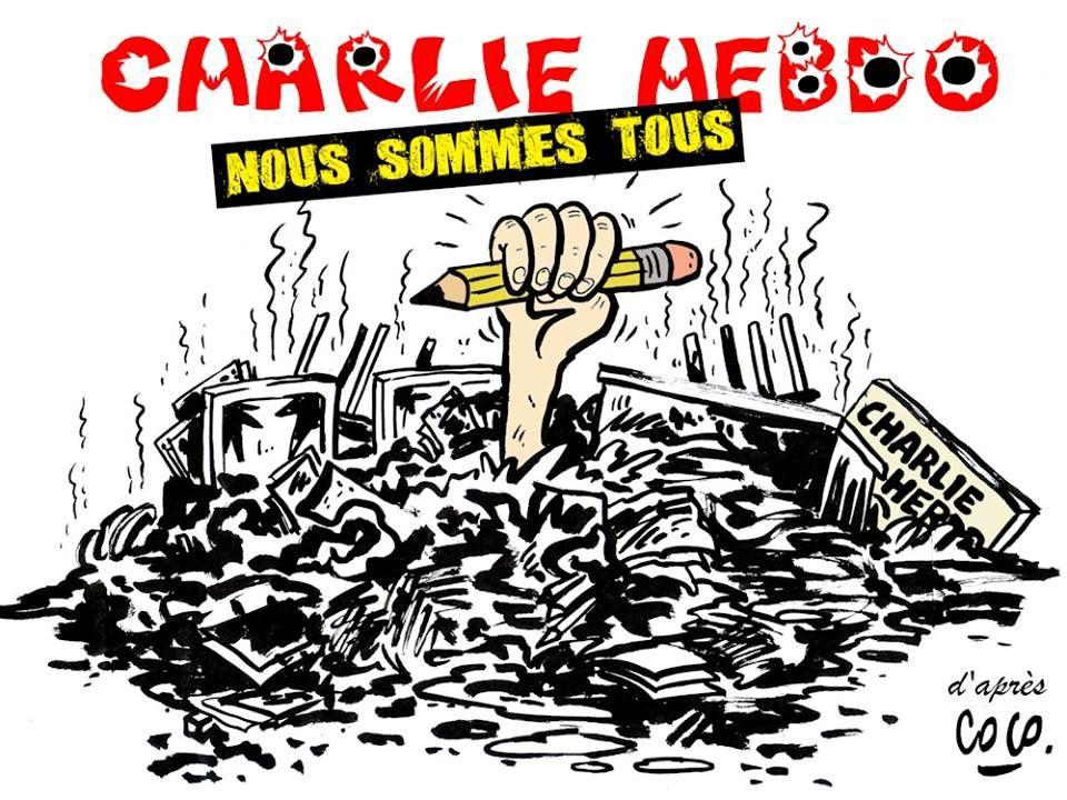 Attentat meurtier à Charlie-Hebdo: la CGT appelle à un rassemblement