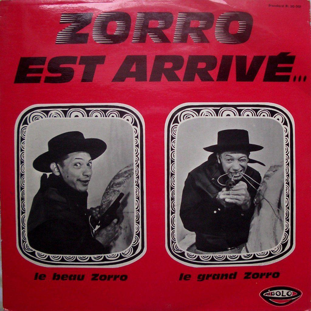 Zorron est arrivé, é é, pardon Mélenchon