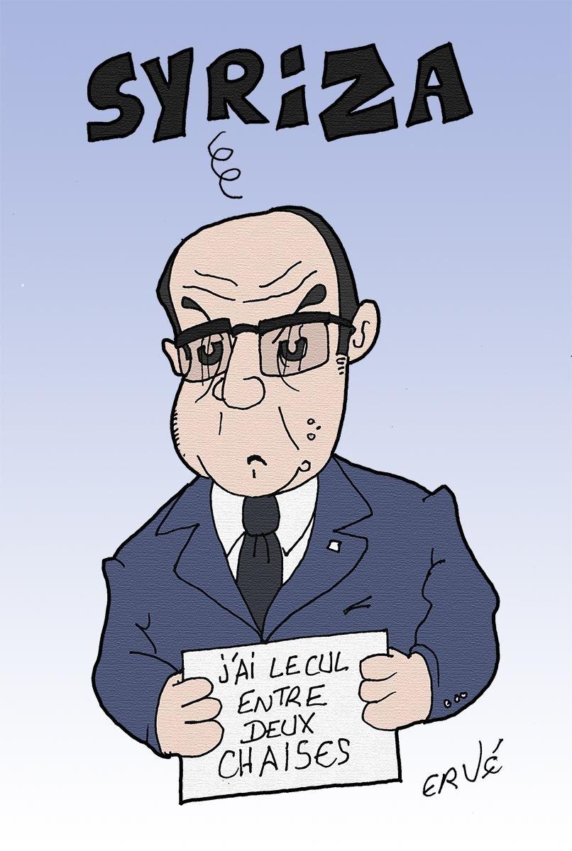 A propos de François Hollande devenu protecteur de la Grèce