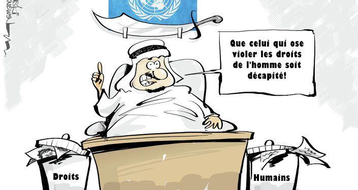 47 exécutions capitales ce samedi: l'Arabie saoudite tranche dans le vif en ce début d'année 2106