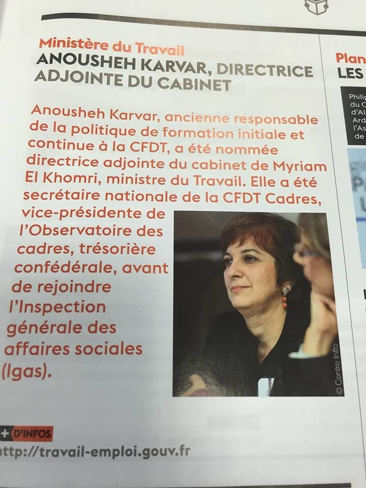 La CFDT, un syndicat de case