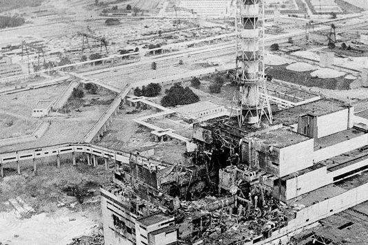 26 avril 1986: catastrophe nucléaire à Tchernobyl
