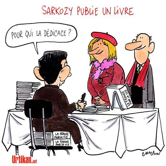 """Nicolas Sarkozy ou plutôt la """"France par la force"""" à Aix-en-Provence"""