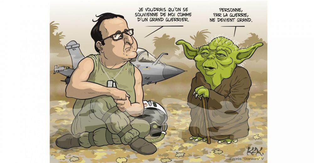 3 soldats français tués en Libye: la France à hue et à dia?