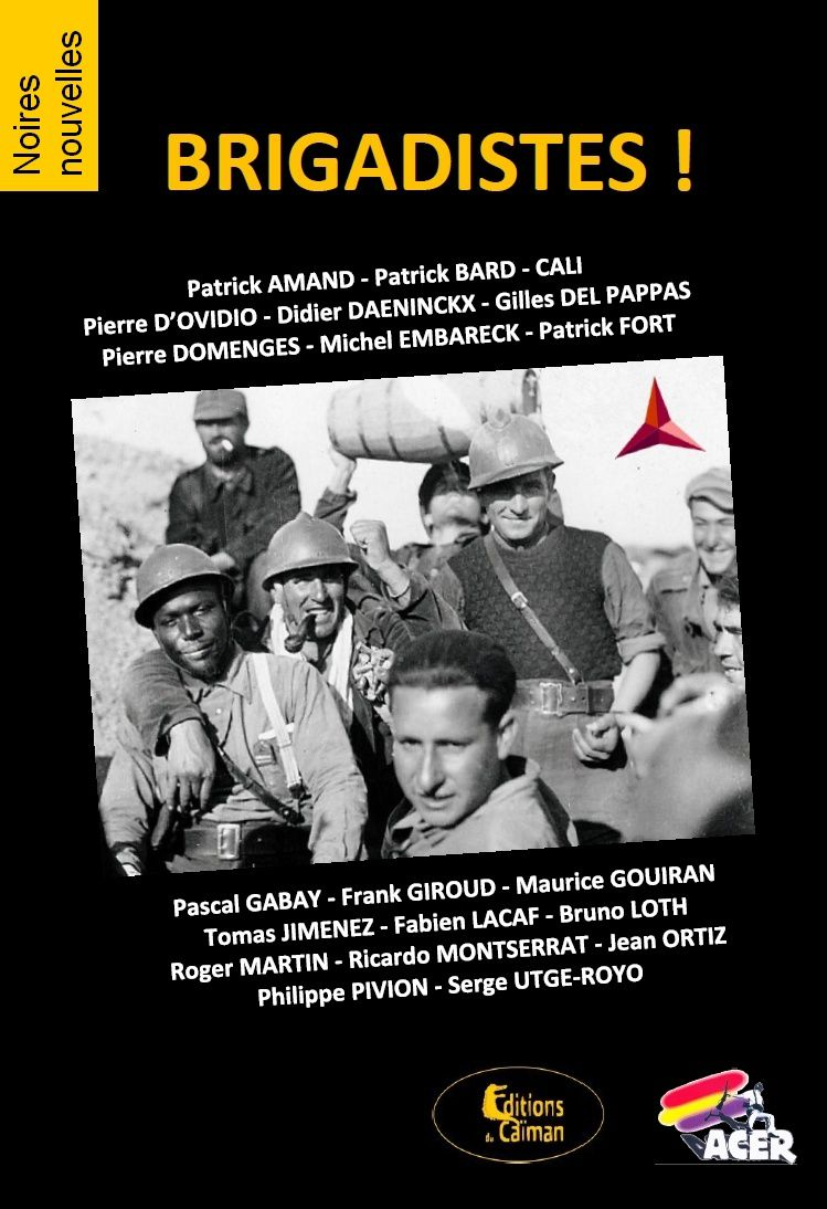 80e anniversaire des Brigades internationales en Espagne contre la fascisme international