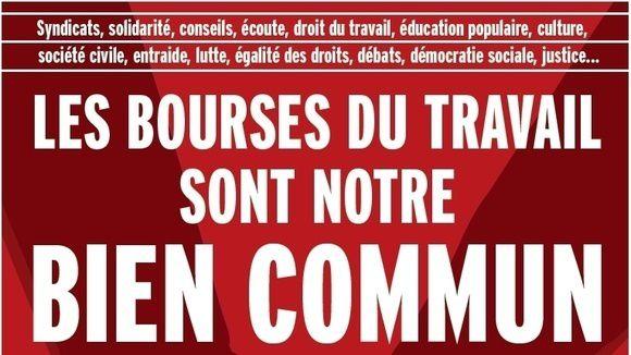 Evry (91): les amis de François Fillon veulent expulser les syndicats de la Bourse départementale du travail