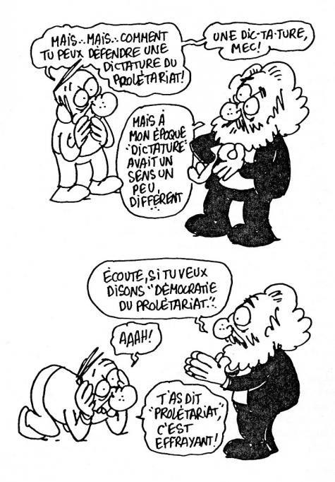 L'Académie des sciences morales et politiques: &quot&#x3B;Marxisme, vade retro satanas!&quot&#x3B;
