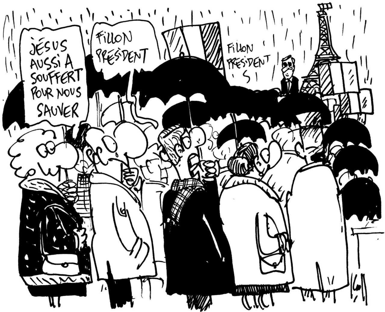 Ouh, monsieur Fillon, que vous avez de beaux costumes à 45 000 euros!