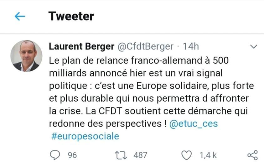 """Macron sur Bfmtv: """"Nous n'avons jamais été en rupture"""" de masques"""