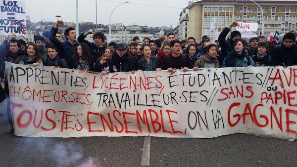 INTERSYNDICALE : Toujours déterminé-es : Amplifier la mobilisation, faire respecter la démocratie ! (grève reconductible, 26 mai, 14 juin)