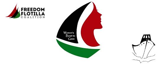 Israël contre le bateau des femmes pour Gaza !