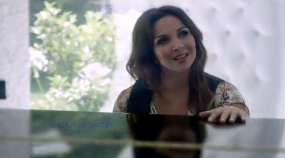 Hélène Ségara dévoile le teaser de Salut, titre extrait de son nouvel album