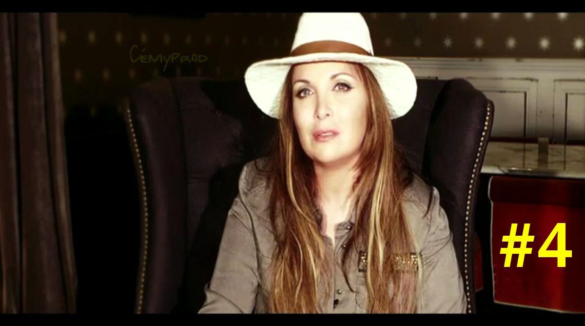 Hélène Ségara dévoile la quatrième partie d'une interview exclusive