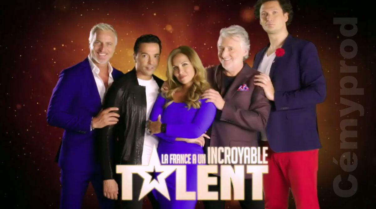 jury la france a un incroyable talent 2015