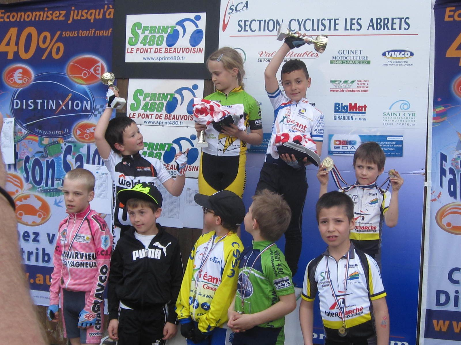 cyclo-cross de romagnieux