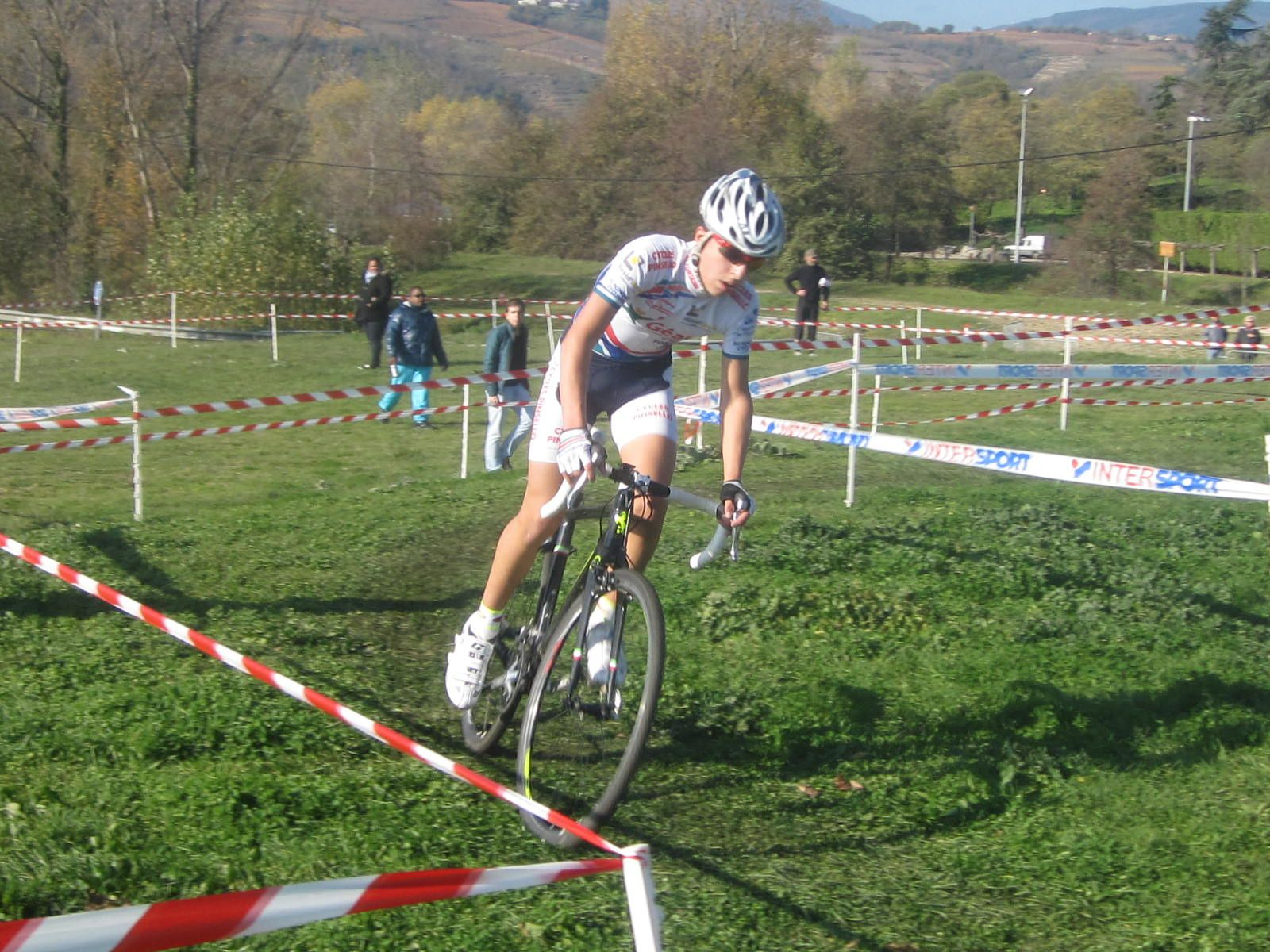CYCLO CROSS DE SAINT ALBAN DU RHÔNE